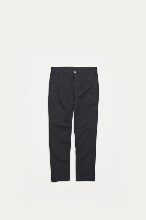 Permanents Trousers Washed Black