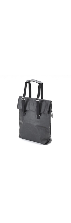 Day Tote, Organic Jet Black