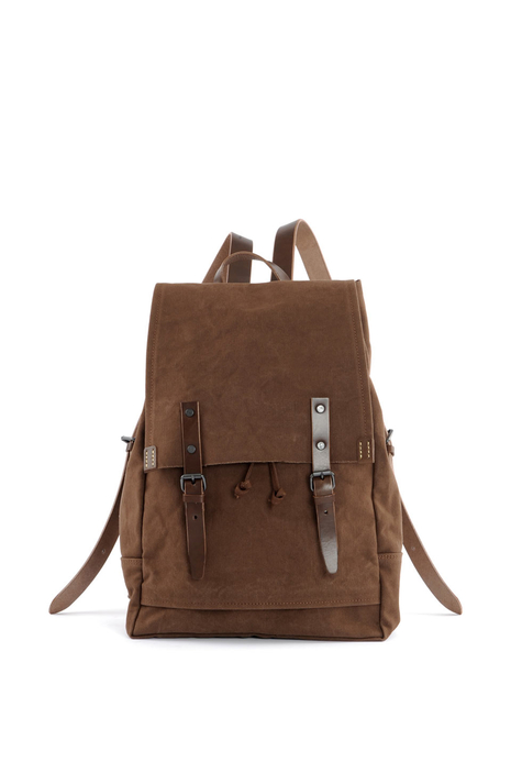 KBS Backpack, brown/brown