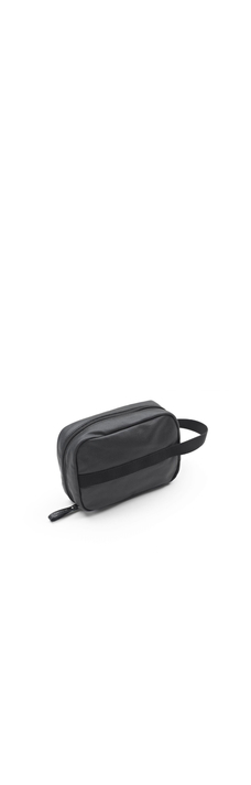 Toiletry Kit, Organic Jet Black