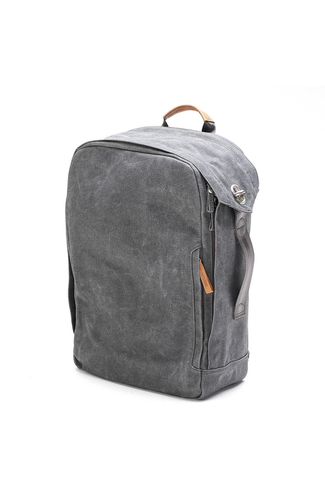 Backpack, Washed Grey