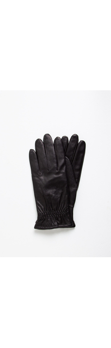 Asa Leather, Black