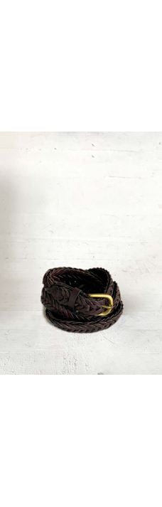 Belt, Dark Brown