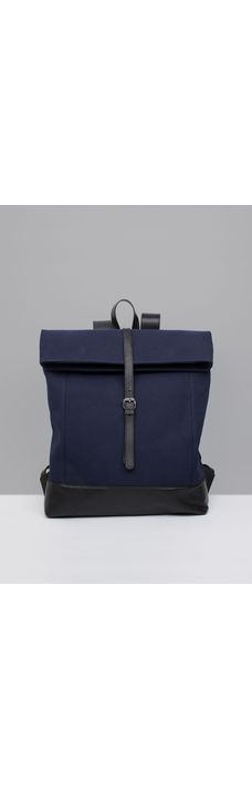 Backpack B2, Navy/Black