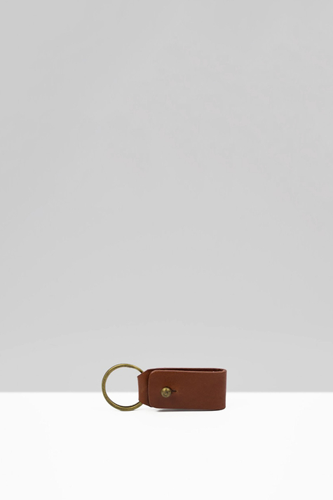 Key Fob S1, Chestnut