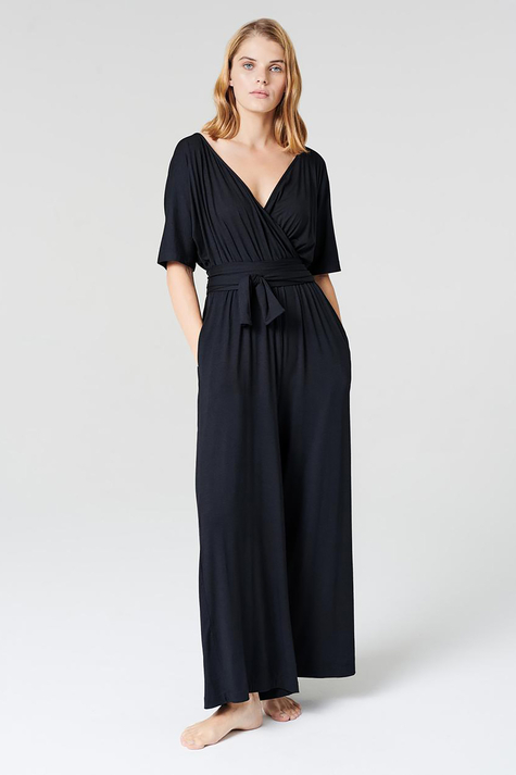 Virsmas Jumpsuit, Black
