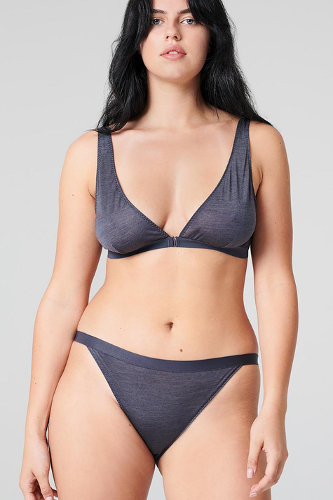 Daili Bra2, Dark Grey