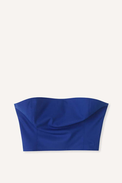 Tension Top, Electric Blue